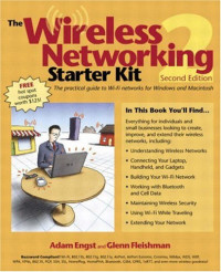 The Wireless Networking Starter Kit, Second Edition