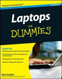 Laptops For Dummies (Computer/Tech)