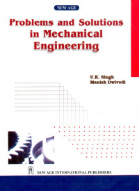 Problem and Solution to Mechanical Engineering