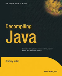 Decompiling Java