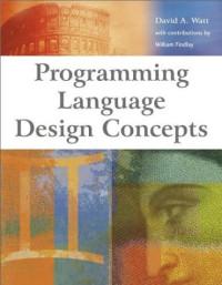 Programming Language Design Concepts