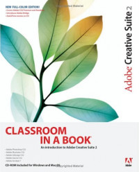 Adobe Creative Suite 2 Classroom in a Book