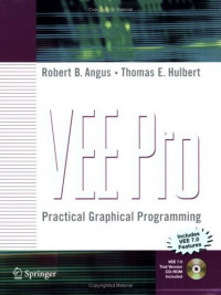 VEE Pro: Practical Graphical Programming
