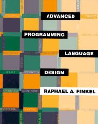 Advanced Programming Language Design