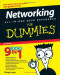 Networking All-in-One Desk Reference For Dummies (Computer/Tech)