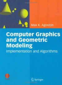 Computer Graphics and Geometric Modelling: Implementation & Algorithms