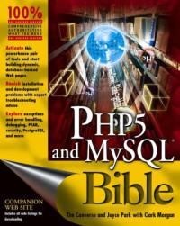 PHP5 and MySQL Bible