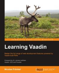 Learning Vaadin