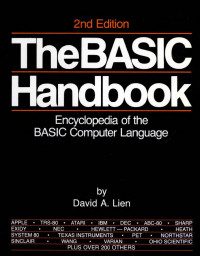 The basic handbook: Encyclopedia of the basic computer language