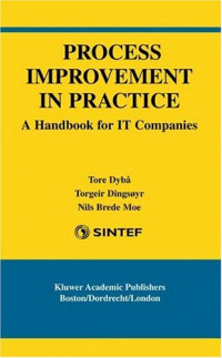 Process Improvement in Practice: A Handbook for IT Companies