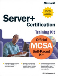 Server+ Certification Training Kit (Pro Technical Reference)