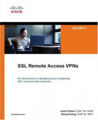 SSL Remote Access VPNs (Networking Technology: Security)