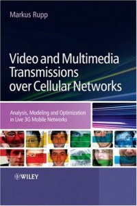 Video and Multimedia Transmissions over Cellular Networks: Analysis, Modelling and Optimization in Live 3G Mobile Networks