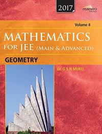Mathematics For JEE (Main & Advanced), Geometry- Vol. 4