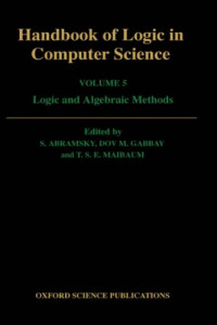 Handbook of Logic in Computer Science 5