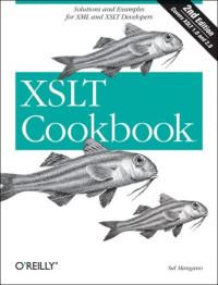 XSLT Cookbook, Second Edition
