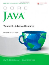 Core Java, Volume II--Advanced Features (9th Edition) (Core Series)