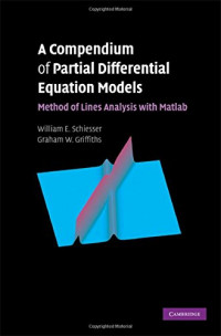 A Compendium of Partial Differential Equation Models: Method of Lines Analysis with Matlab