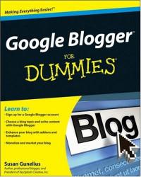 Google Blogger For Dummies (Computer/Tech)