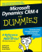 Microsoft Dynamics CRM 4 For Dummies (Computer/Tech)