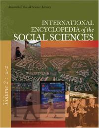 International Encyclopedia of the Social Sciences (9 vol. set)