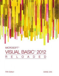 Microsoft Visual Basic 2012: RELOADED