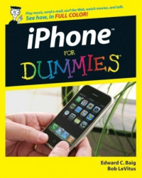 iPhone For Dummies (Computer/Tech)