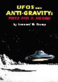 Ufos & Anti-Gravity: Piece for a Jig Saw