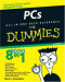 PCs All-in-One Desk Reference For Dummies (Computer/Tech)