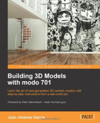 Building 3D Models with modo 701