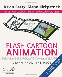 Flash Cartoon Animation: Learn from the Pros