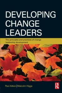 Developing Change Leaders