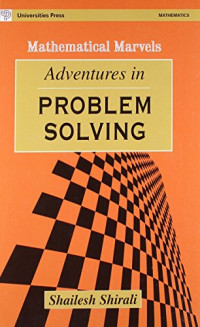 Adventures in Problem Solving