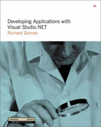 Developing Applications with Visual Studio .NET