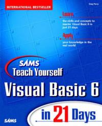 Sams Teach Yourself Visual Basic 6 in 21 Days