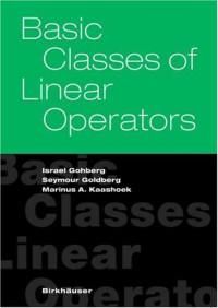Basic Classes of Linear Operators