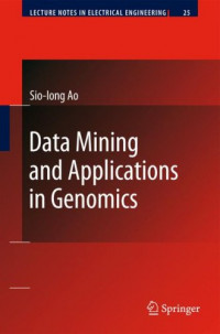 Data Mining and Applications in Genomics (Lecture Notes in Electrical Engineering)