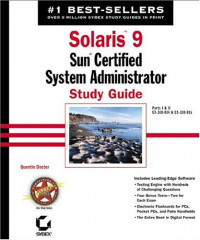 Solaris 9 Sun Certified System Administrator Study Guide