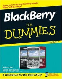 BlackBerry For Dummies (Computer/Tech)