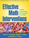 Effective Math Interventions: A Guide to Improving Whole-Number Knowledge (The Guilford Practical Intervention in the Schools Series)