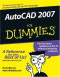 AutoCAD 2007 For Dummies (Computer/Tech)