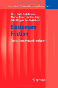 Elastomere Friction: Theory, Experiment and Simulation