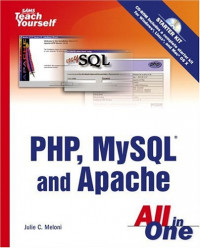 Sams Teach Yourself PHP, MySQL and Apache All in One (2nd Edition)
