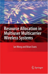 Resource Allocation in Multiuser Multicarrier Wireless Systems