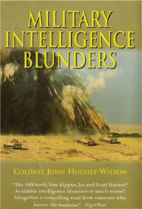 Military Intelligence Blunders