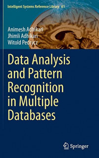 Data Analysis and Pattern Recognition in Multiple Databases (Intelligent Systems Reference Library)