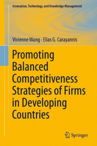 Promoting Balanced Competitiveness Strategies of Firms in Developing Countries (Innovation, Technology, and Knowledge Management)