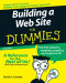Building a Web Site For Dummies (Computer/Tech)