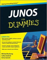 JUNOS For Dummies (Computer/Tech)