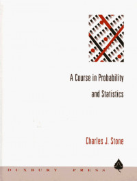 A Course in Probability and Statistics